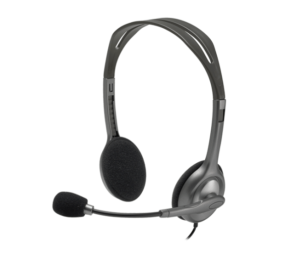 Headphone Logitech (H110)