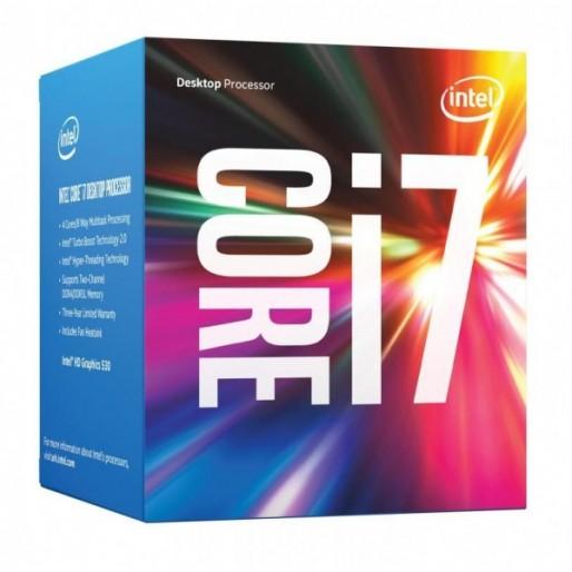 Intel Core I7 (7700K)