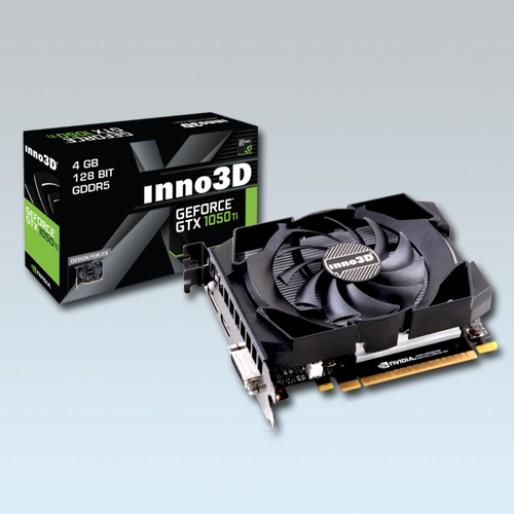 INNO3D GEFORCE GTX 1050TI 4 GB DDR5