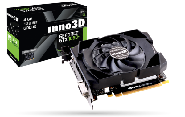 Graphics Card Inno3D GEFORCE GTX 1650 TWIN X2