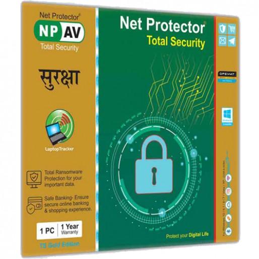 Net Protector Total Security 1U 1Y