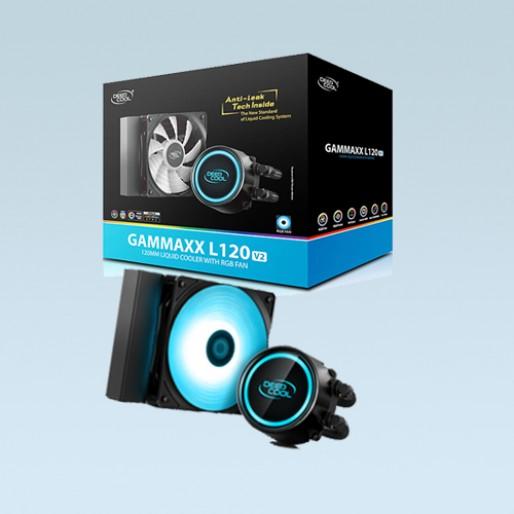 DEEP COOL GAMMAXX L120 V2 CPU Liquid Coolers