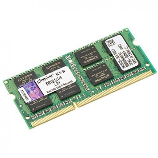 Ram DDR3 8 GB Kingston (Laptop) 1600 MHz