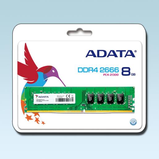 ADATA 8GB DDR4 2666 Desktop RAM