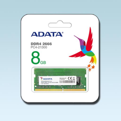 ADATA 8GB DDR4 2666 Laptop RAM