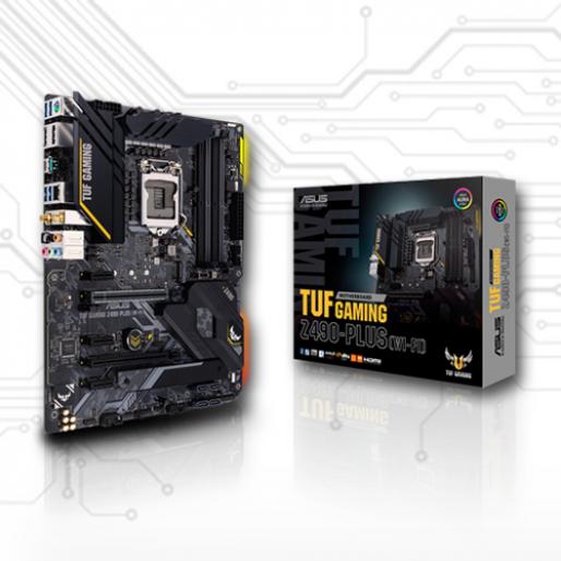 ASUS TUF Gaming Z490-Plus Wi-Fi Motherboard