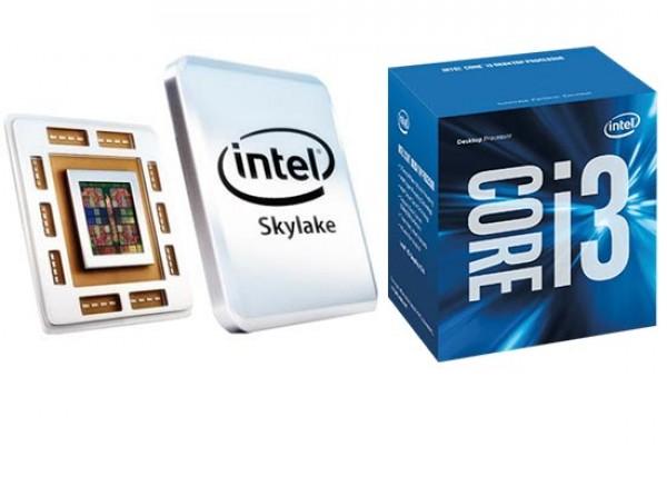 Intel Core I3 (6100)