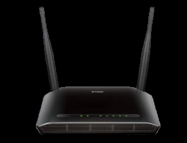 Router D-Link DIR615 (DSL)