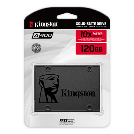 Kingston A400 SATA SSD 120 GB