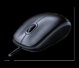 Mouse Logitech (M100)