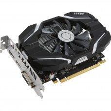 Graphics Card MSI GEFORCE GTX 1050 TI 4 GB DDR5 (Single Fan)