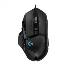 Logitech G502 HERO RGB Ergonomic Wired Gaming Mouse