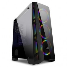 Ant Esports ICE-300TG Mid Tower Gaming Cabinet Computer case