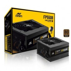 Ant Esports FP550B Power Supply 80 Plus Bronze Certified