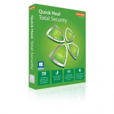 Quick Heal Total Security 10 User 3 Year